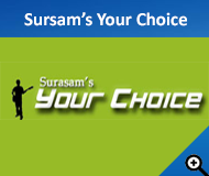 Surasam Your Choice Logo