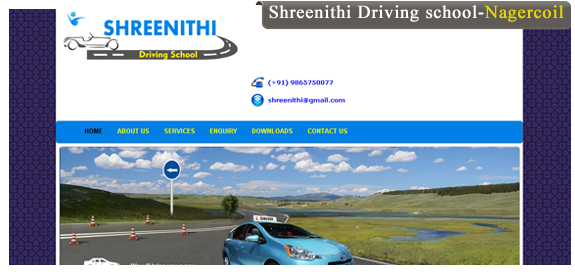 Website Design Nagercoil
